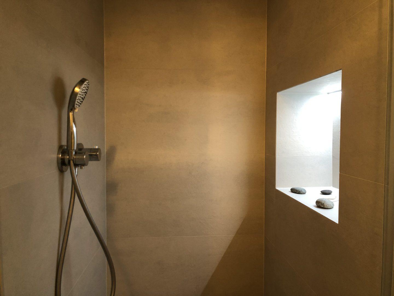 Koupelna RD Nové Jirny - RekoLux STAV s.r.o.