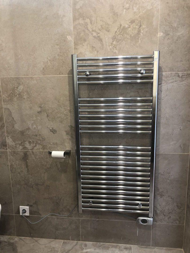 Koupelna Karlin - RekoLux STAV s.r.o.