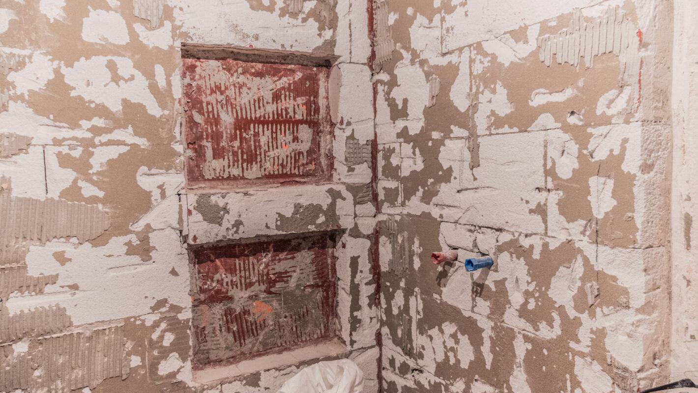 Rekonstrukce Koupelny a WC na Praze 10 - RekoLux STAV s.r.o.