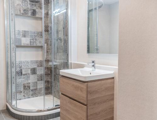 Rekonstrukce Koupelny a WC na Praze 10