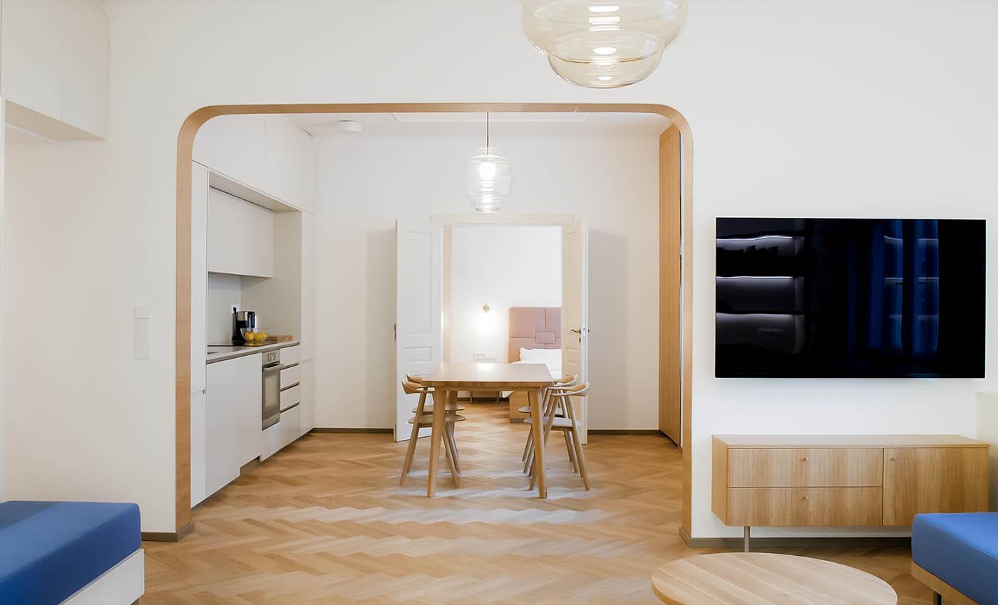Rekonstrukce činžovního bytů - RekoLux STAV s.r.o.